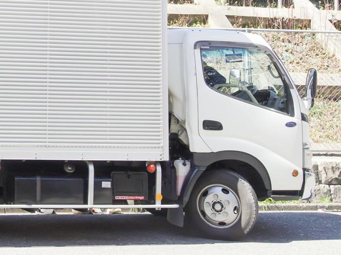 3.トラックの配車(出発報告もきちんと致します)